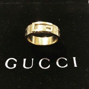 5c0c5a1d9 Authentic Men's Gucci ring size 7